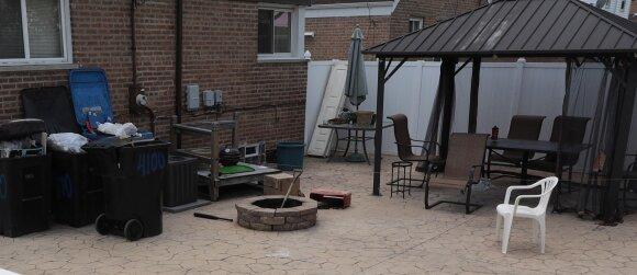 Namas, kur rastas Marlen Ochoa-Uriostegui kūnas