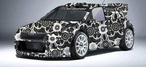 """""""Škoda Fabia WRX"""""""