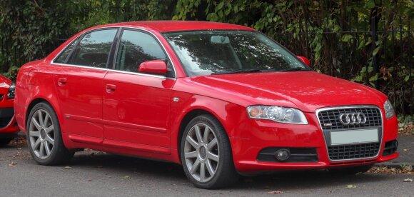 Audi A4 2005 m. / Vauxford nuotr.