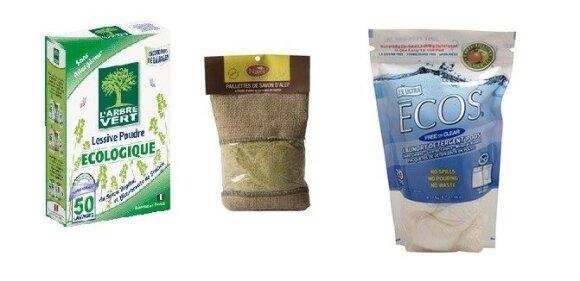 Lietuvoje parduodamos ekologiškos skalbimo priemonės