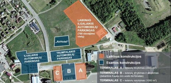 Vilnius mėnesį gyvens be oro uosto