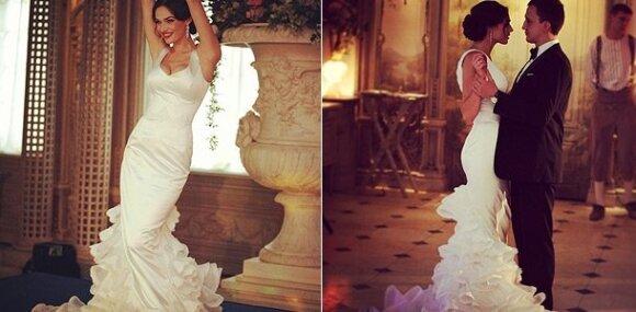 Алена Водонаева объявила о разводе и показала фотографии со свадьбы (ФОТО)