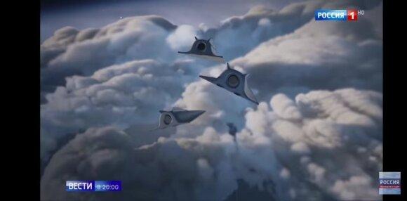 Naujametiniai Kremliaus sveikinimai JAV: bombonešių ir raketų skrydžiai slepia vieną silpnybę