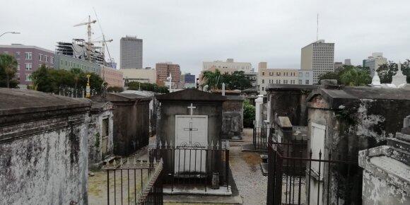 Naujasis Orleanas, JAV