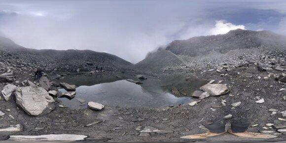 Skeletų ežeras