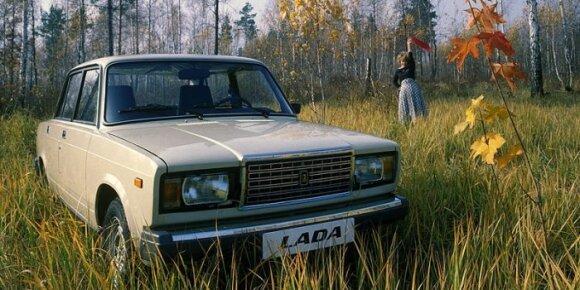 Populiariausios automobilių markės Lietuvoje