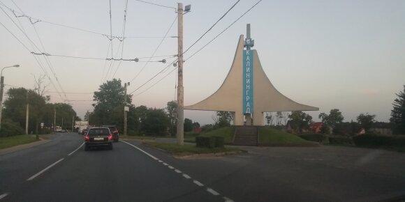 Suglumino suvalkiečių gudrybės prie Kaliningrado pasienio: duok muitininkui vieną eurą, kad nesikabinėtų