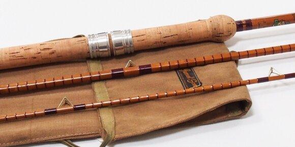 Senosios kartos, klijuoto bambuko, Avon tipo meškeryklotis