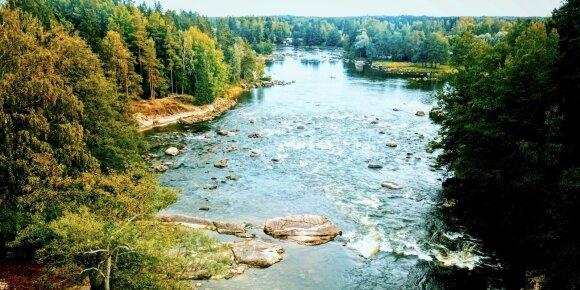 Kymijoki upė