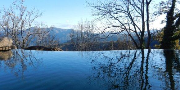 Eko baseinas Pirėnų kalnuose