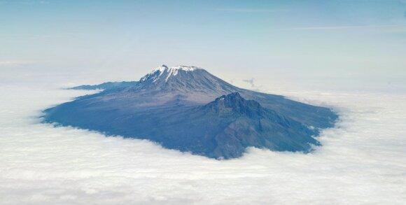 Kilimandžaras, Kenija