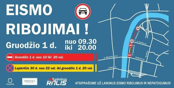 Savaitgalį Vilniuje – automobilių sporto renginiai: numatoma eismo apribojimų