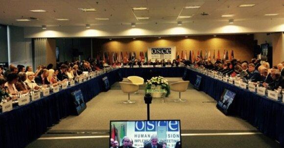 Литва обратила в ОБСЕ внимание на работу поддерживаемых Россией организаций за рубежом