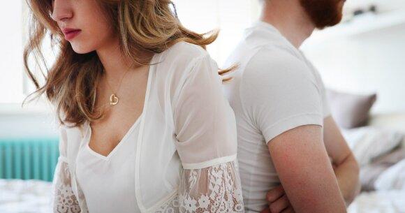 Seksualinės anoreksikės išpažintis: palietus šią temą, suakmenėju