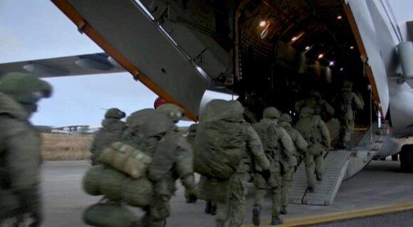 Андрюс Кубилюс. Карабахский узел: кто сильнее – Турция или Россия?