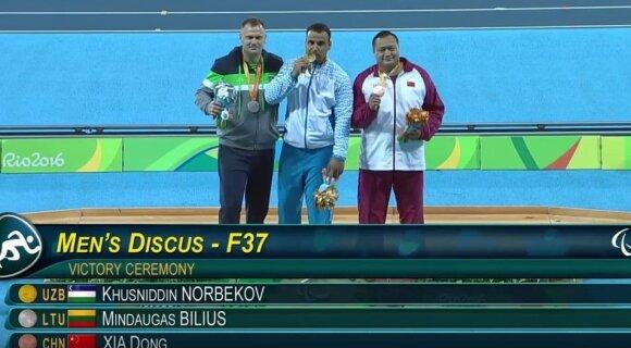 Jiems pasiteisinimų nereikia: Rio – berankis tenisininkas, stebukladarys plaukikas ir kiti superžmonės