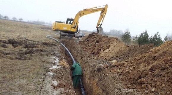 Vandentvarkos darbai