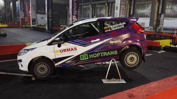 """Hoptrans Rally Team"" komandos ""Ford Fiesta"""