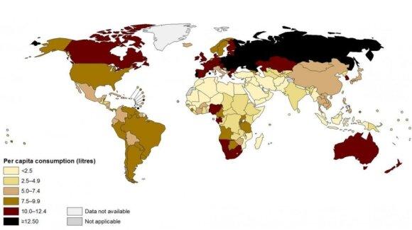 Konsumpcja alkoholu