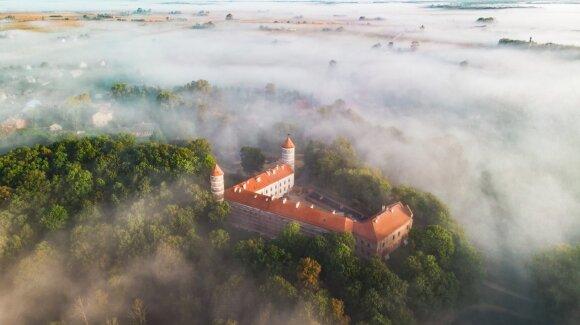 Pasigrožėkite užburiančiais Lietuvos gamtos ir istorinių pastatų vaizdais: sukūrė vaizdo klipą atskleidžiantį šalies grožį