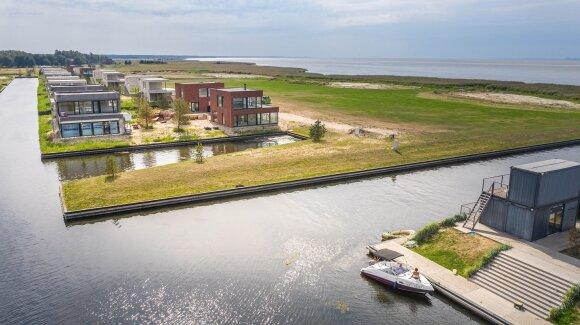 Svencelė taps nepakartojamu kurortu: planuoja paversti lietuviškąja Venecija