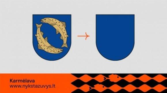 Karmėlavos herbas