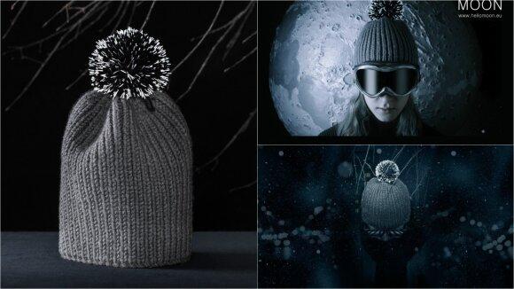 """Lietuvoje sukurtai kepurei - prestižinis """"Red Dot"""" dizaino apdovanojimas"""
