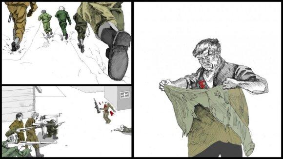 Partizanai visada laimi. Meškos medžioklė (III)