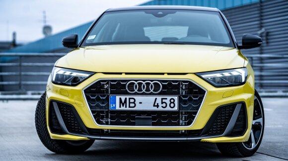 """Audi A1 Sportback"""