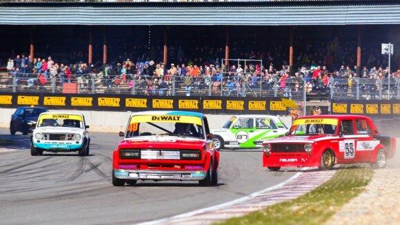 Klasikinių VAZ automobilių lenktynės