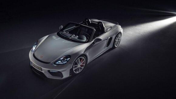 """Porsche 718 Spyder"""