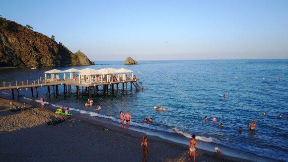 Dukart šią vasarą Turkijoje atostogavusi mama: buvau įsitikinus, kad su vaikais pailsėti neįmanoma