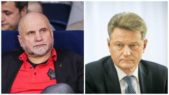 Gedgaudas Vainauskas, Rolandas Paksas