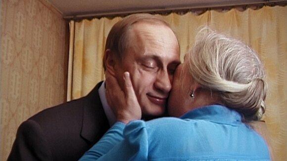 Владимир Путин, Вера Гуревич (пенсионерка, бывшая учительница В. Путина)