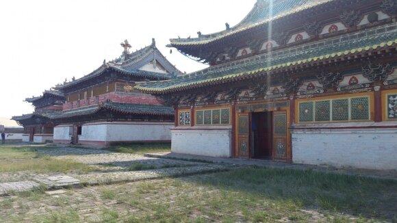 Kalbomis apie Mongolijos žmones ir gyvūnus lietuviai patikėjo tik atsidūrę šalies stepėse
