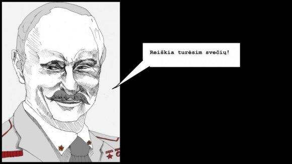 Partizanai visada laimi. Ešelonas į Maskvą (VI)