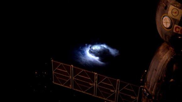Kosminis žaibas