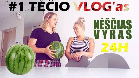 Žygimantas ir Anžela Gečai