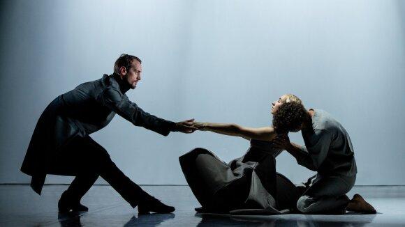 Kristina Tarasevičiūtė apie naują šokio spektaklį: tokių Severijų šiais laikais nemažai