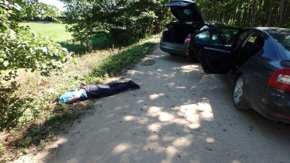 Dėl 72 kg kokaino įkliuvęs ir per klaidą iš Kybartų išleistas kolumbietis – sulaikytas: bandė pasprukti į Rusiją ir Kolumbiją