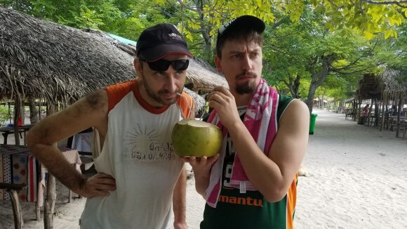 Egzotikos ieškoję lietuviai vietoj viešbučio gavo belangę garaže