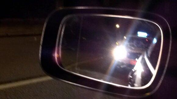 Palangoje sustabdytą vairuotoją nuvylė policininkų elgesys