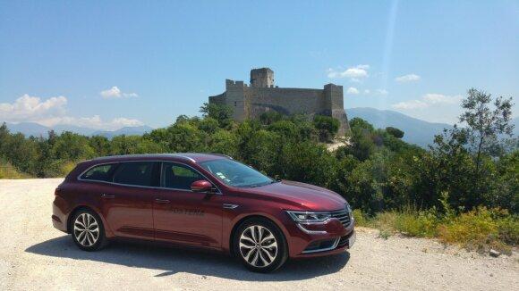 """Renault Talisman Grandtour"""