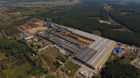 Homanit Krosno gamykla