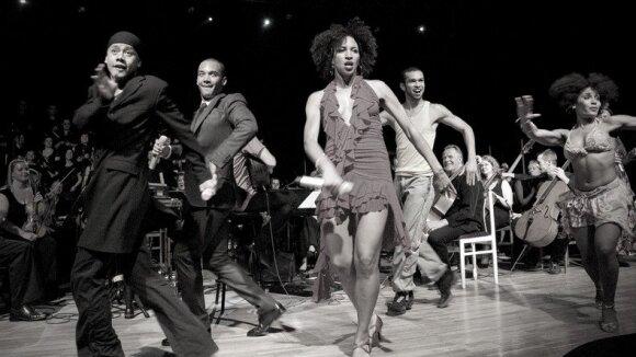 2017 m., XXII Pažaislio muzikos festivalis; Yilian Canizares (Kuba – Šveicarija) su grupe.
