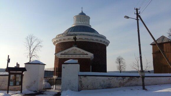 Kelionė po Kaišiadoris: nuo belangės bažnyčios iki sraigių fermos