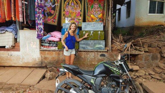 Indijoje, Gokarnos miestelis