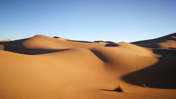 Marokas, Sachara