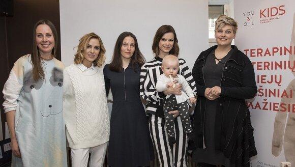 Indrė Kavaliauskaitė Morkūnienė atskleidė, kaip savo vaikus gydo be vaistų