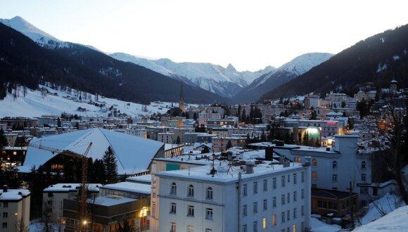Davoso ekonomikos forumas
